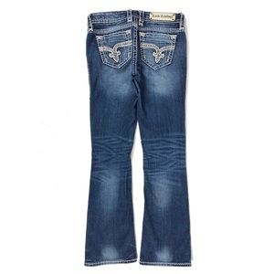 Rock Revival Vika Jeans Boot Cut Thick Stitch